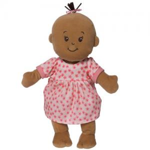 Docka Baby Stella light brown