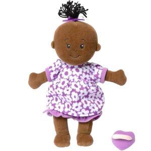 Docka Baby Stella brown