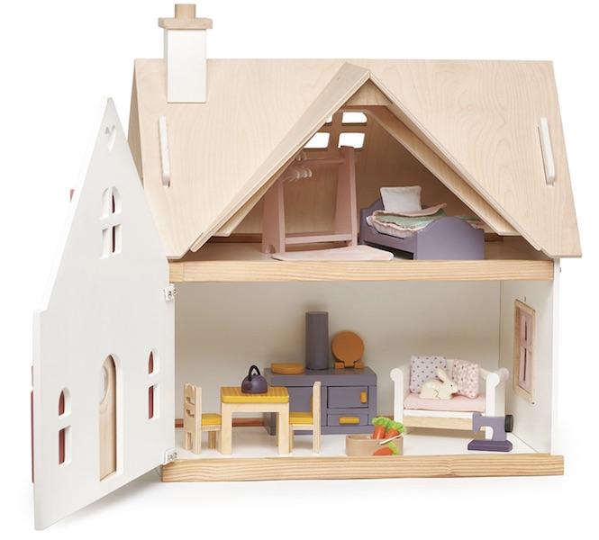 Dockhus Stuga + möbler set