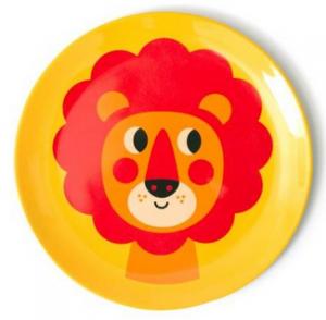 Tallrik LEJON lion 2
