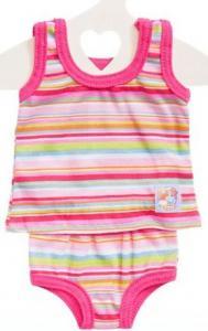 Underkläder docka rosa 40
