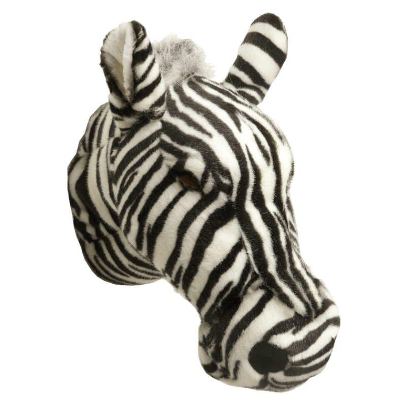Brigby Zebra väggprydnad