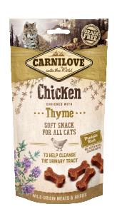 Carnilove Cat SemiMoist Chicken & Thyme 50 g