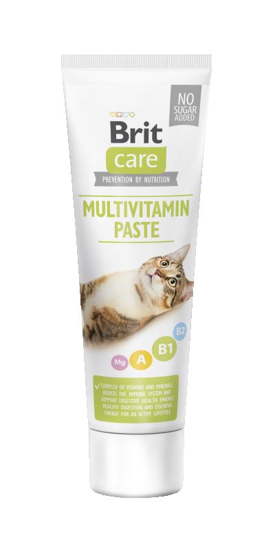 Brit Care Cat Paste Multivitamin creme 100 g