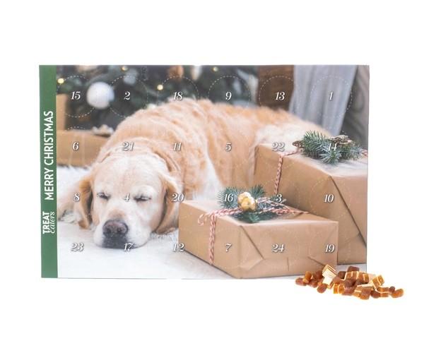 Christmas Calendar Mini Treats, hund