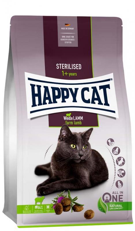 HappyCat Adult Sterilised lamm
