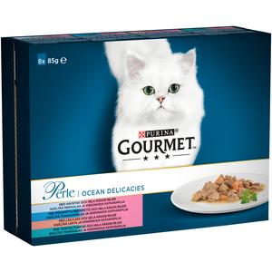 Gourmet Perle Sea Delicacies 8x85 g