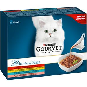 Gourmet Perle Gravy Delight 8x85 g