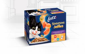 LATZ Sensations Jellies Favoriträtter 12x100 g