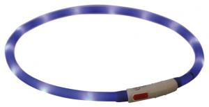 Flash light ring silikon USB, XS-XL 70 cm/10 mm