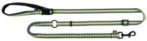 Joggingkoppel 133-180 cm/20 mm, grå/lime