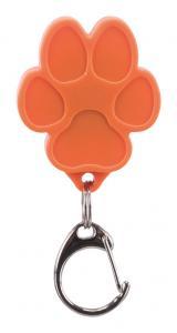Flasher för hund, USB, 3,5 x 4,3 cm