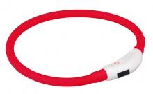 Flashring USB, röd