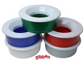 Akita Non-Spill skål 0,8 liter