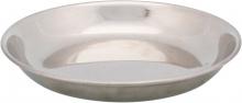 Matskål katt rostfri 0,25 liter / 13 cm