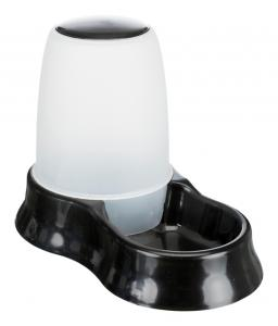 Vatten/Foderautomat transparent, mix färger