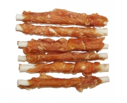 2pets tuggpinne med kycklingfilé 400 g, 30-pack