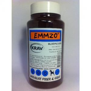 Emmzo blodpulver 300 gram