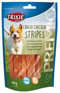 Premio Chicken Cheese Strips 100 g