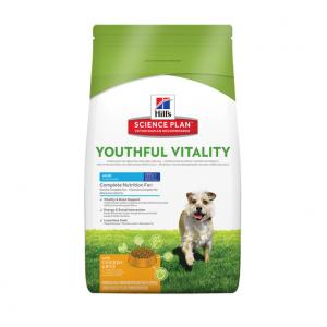 Hill's Canine Youthful Vitality Mini Chicken