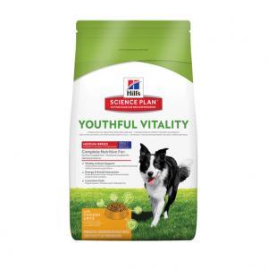 Hill's Canine Youthful Vitality Medium Chicken
