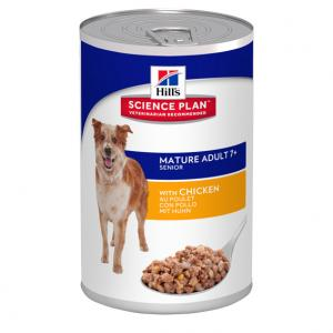 Hill's Canine Mature/Senior 7+ 370 g burk