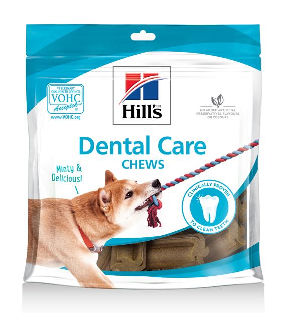 Hill's Dog Treats Dental Care Chews 170g