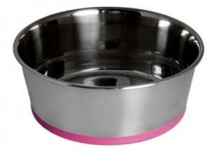 Rogz Bowl Slurp, rosa