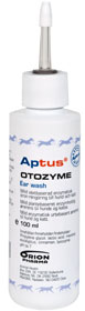 Aptus Otozyme Ear Wash 100 ml