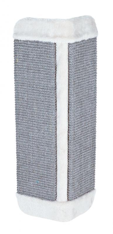 Klösbräda hörn med plyschkant 32 x 60 cm