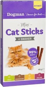 Cat-Sticks Mini 4 smaker, 48 g