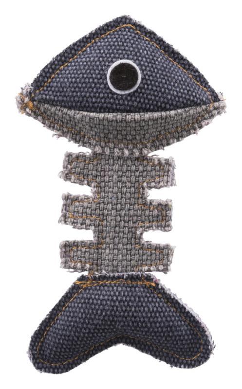 BE NORDIC fiskben, polyester/bomull, 13 cm
