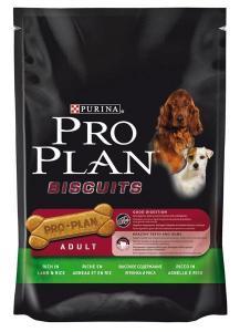 Pro Plan Bisquits Lamb & Rice 400 g