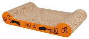 Klösbräda Wild Cat papp, 41x7x24 cm