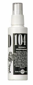 D104 Antistat- & Utredningsspray