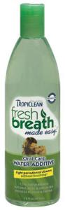 Tropiclean Fresh Breath Water Additive Original 473 ml