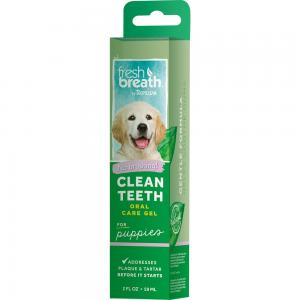 Tropiclean Fresh Breath Oral Care Puppies Gel 59 ml