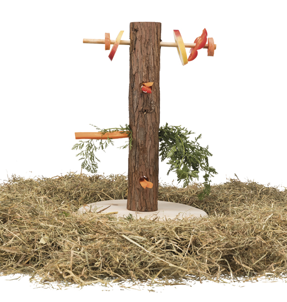 """""""NL"""" foderträd, ø 25 x 36 cm"""