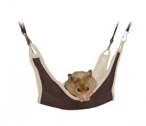 Hängmatta för hamster/mus 18x18 cm