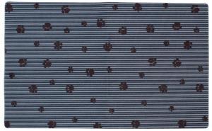 Underlägg randig grå 51x30 cm, Drymate