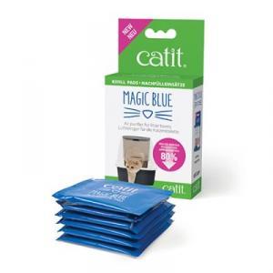 Magic Blue refill för 3 månader, CatIt