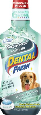 Dental Fresh hund 473 ml