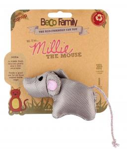 Beco Millie the Mouse 10 cm