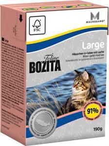 Bozita Feline Large tetra 190 g