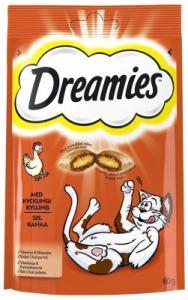Dreamies kyckling 60 g