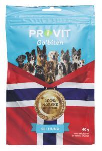 Provit/Go'biten frystorkad sej 40 g