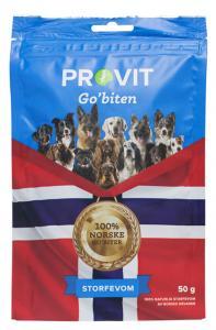 Provit/Go'biten frystorkad vom 50 g