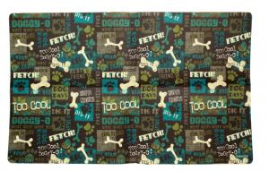 Underlägg Best Friend grön 71x40 cm, Drymate