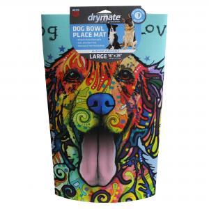 Underlägg Dog Is Love 71x40 cm, Drymate