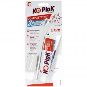 KoPlak tandborste/tandkräm 85 g